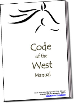 Code of the West Manual